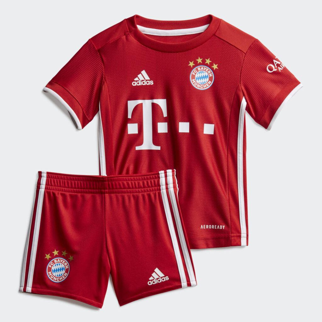 Купить Комплект: футболка и шорты Бавария Мюнхен adidas Performance по Нижнему Новгороду