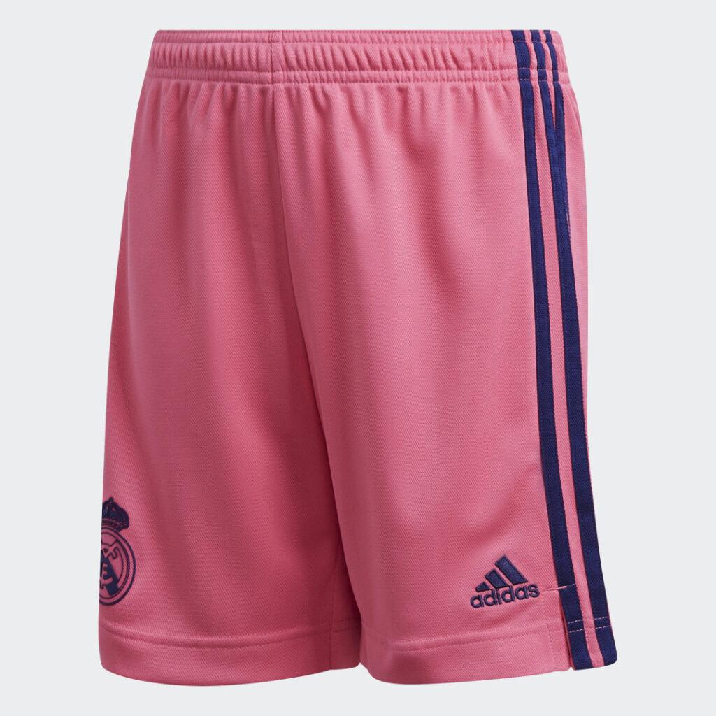 Купить Гостевые игровые шорты Реал Мадрид 20/21 adidas Performance по Нижнему Новгороду