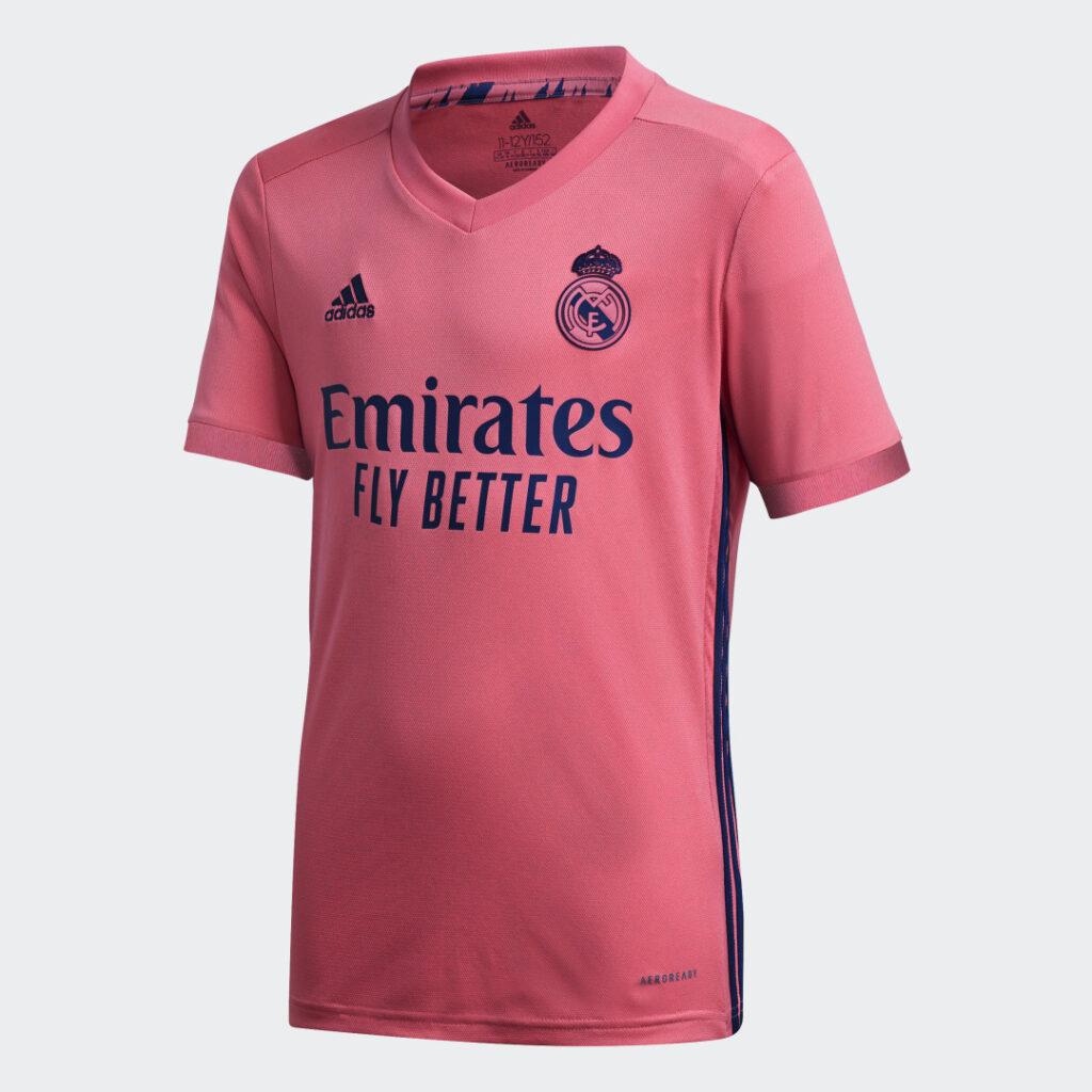 Купить Гостевая игровая футболка Реал Мадрид 20/21 adidas Performance по Нижнему Новгороду