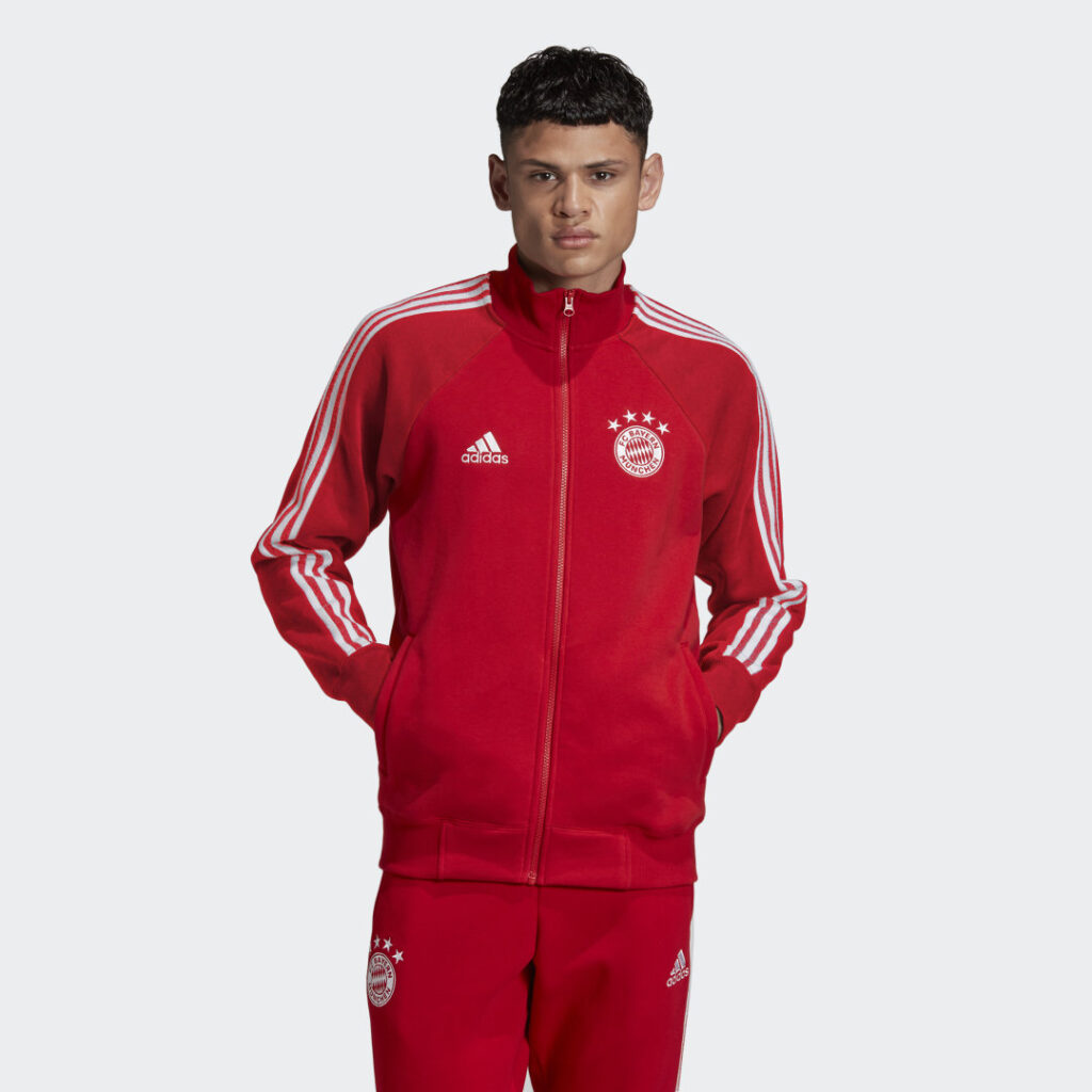 Купить Олимпийка Бавария Мюнхен Icons adidas Performance по Нижнему Новгороду