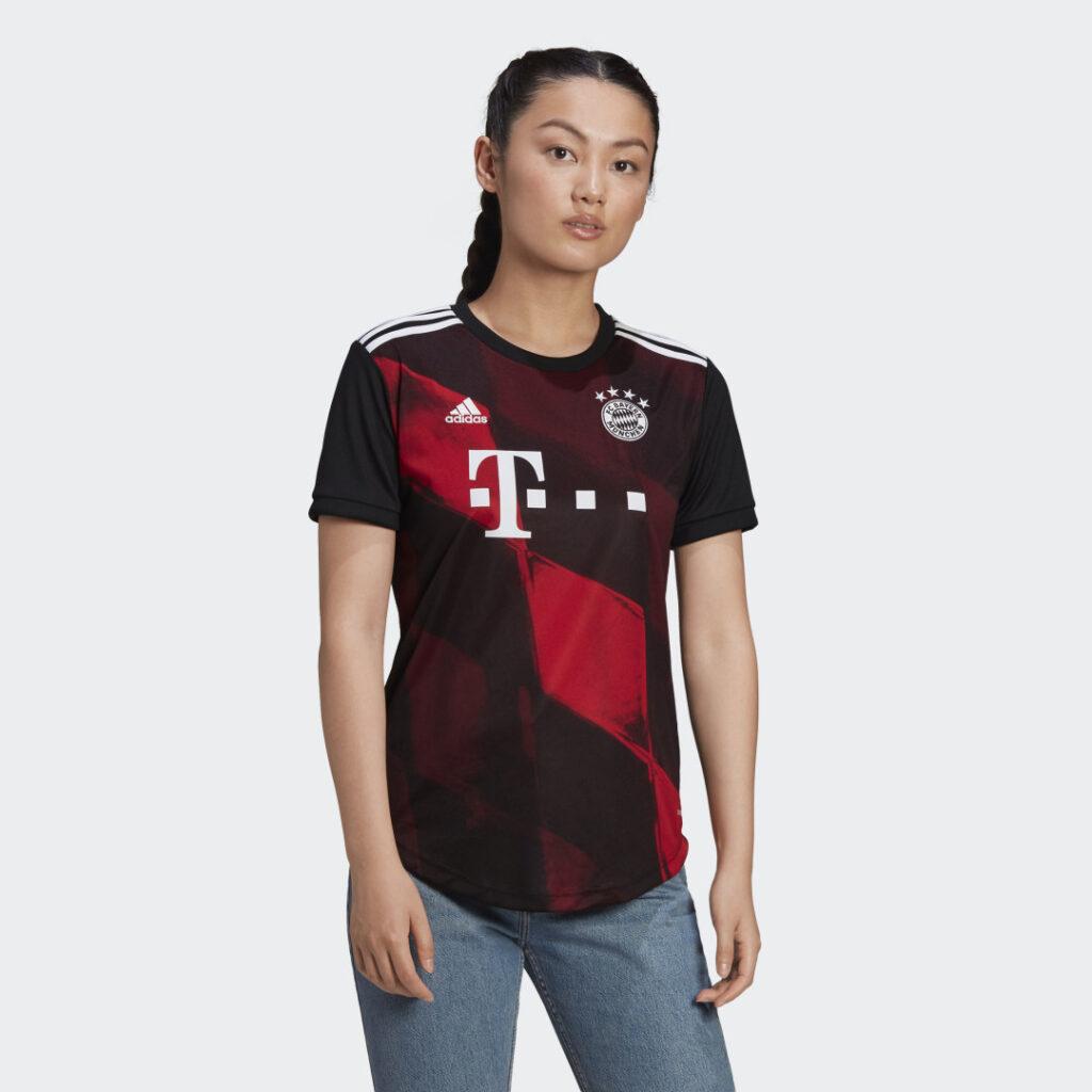 Купить Третья игровая футболка Бавария Мюнхен 20/21 adidas Performance по Нижнему Новгороду
