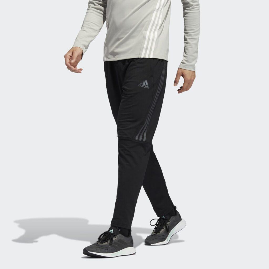 Купить Флисовые брюки AEROREADY 3-Stripes adidas Performance по Нижнему Новгороду