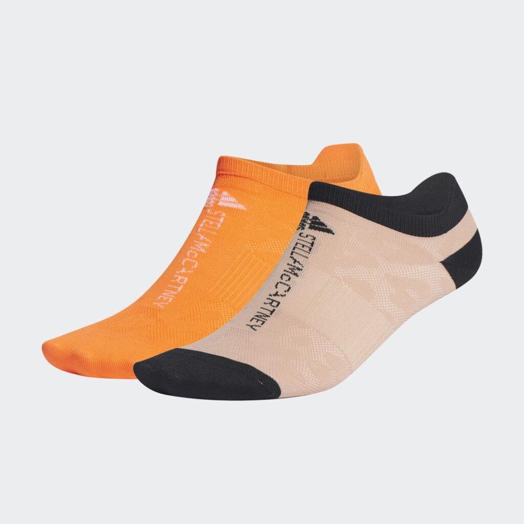 Купить Две пары коротких носков adidas by Stella McCartney по Нижнему Новгороду