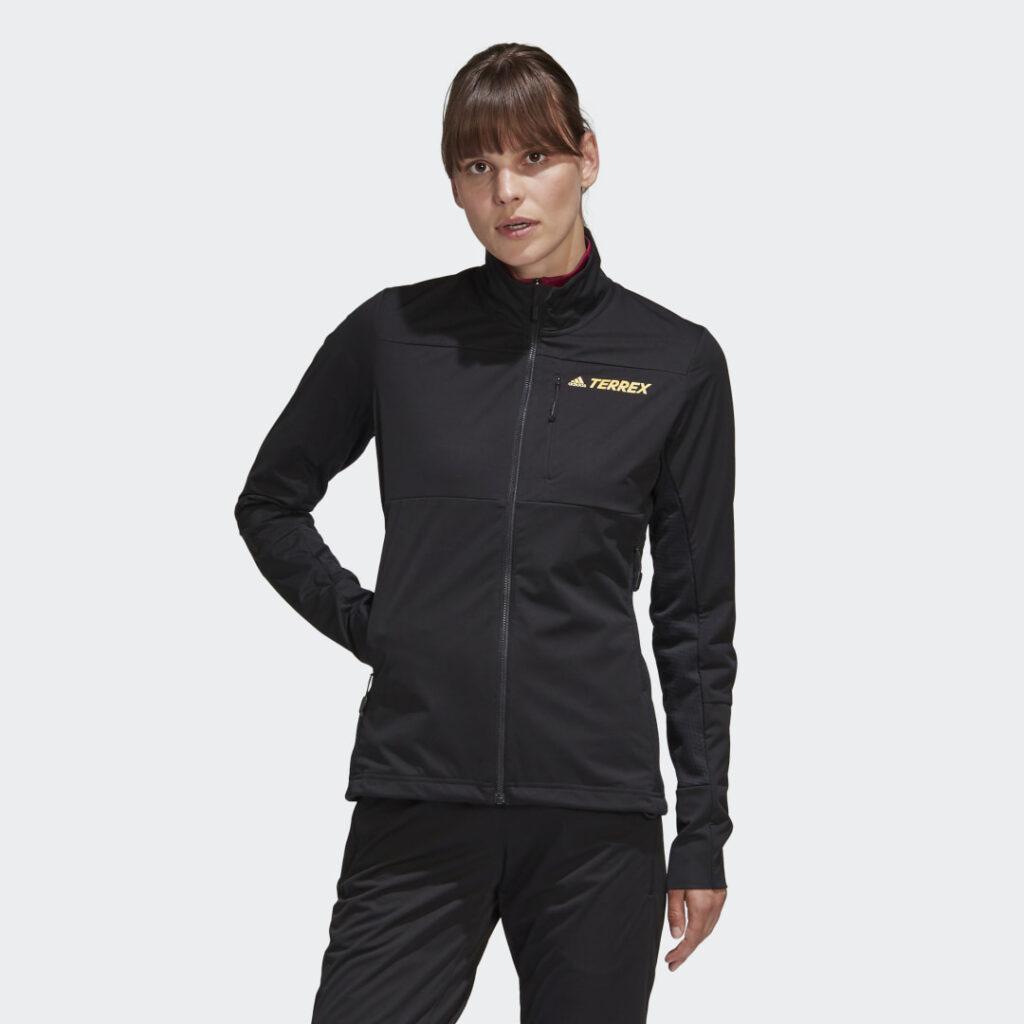 Купить Куртка для беговых лыж Terrex Agravic Soft Shell adidas TERREX по Нижнему Новгороду