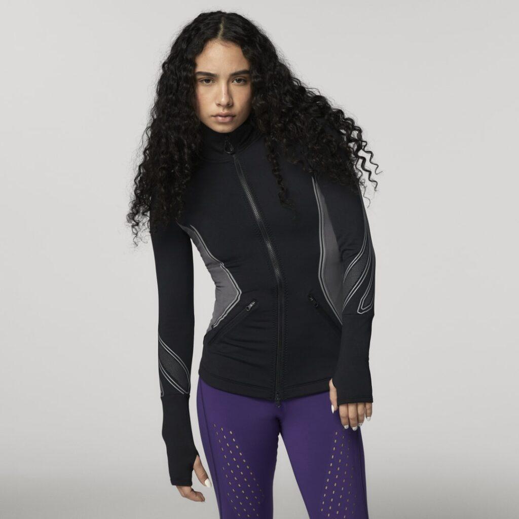 Купить Куртка для бега TruePace COLD.RDY adidas by Stella McCartney по Нижнему Новгороду