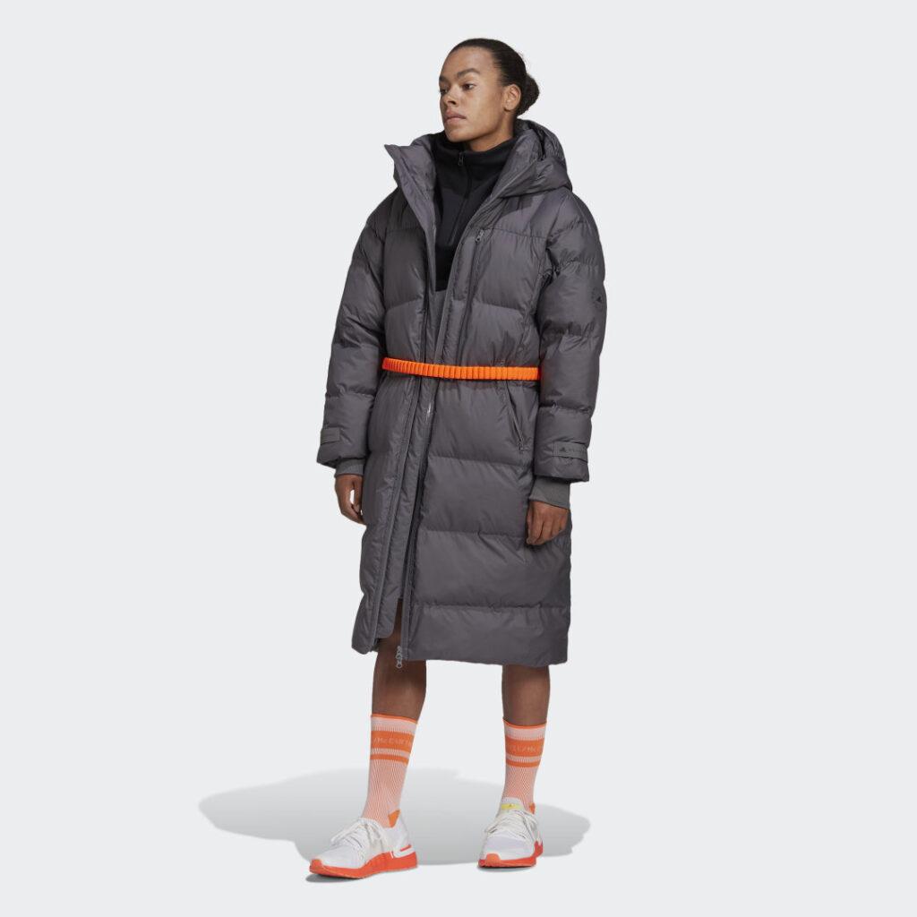 Купить Удлиненная куртка adidas by Stella McCartney по Нижнему Новгороду