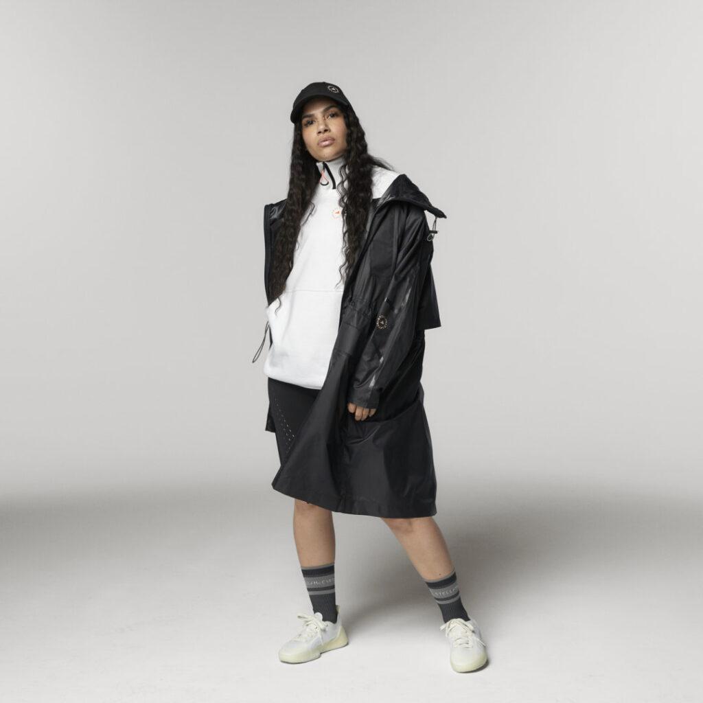 Купить Парка WIND.RDY adidas by Stella McCartney по Нижнему Новгороду