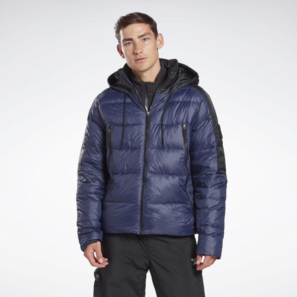 Купить Пуховик Outerwear Core Reebok по Нижнему Новгороду