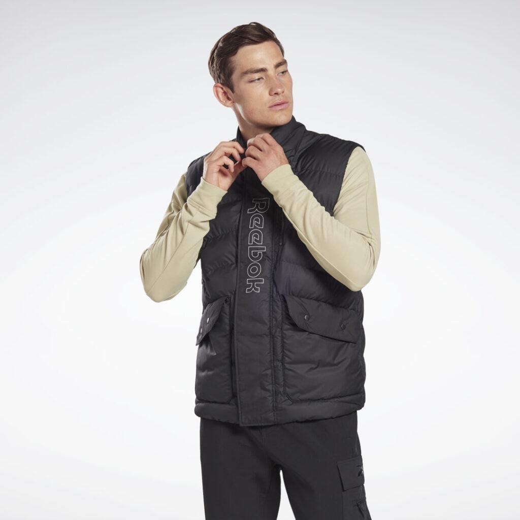 Купить Жилет Outerwear Puffa Reebok по Нижнему Новгороду