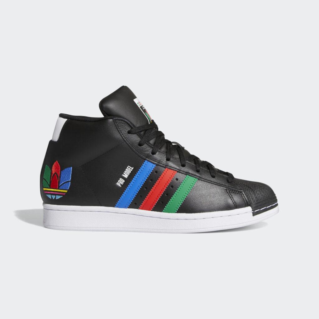 Купить Высокие кроссовки Pro Model adidas Originals по Нижнему Новгороду