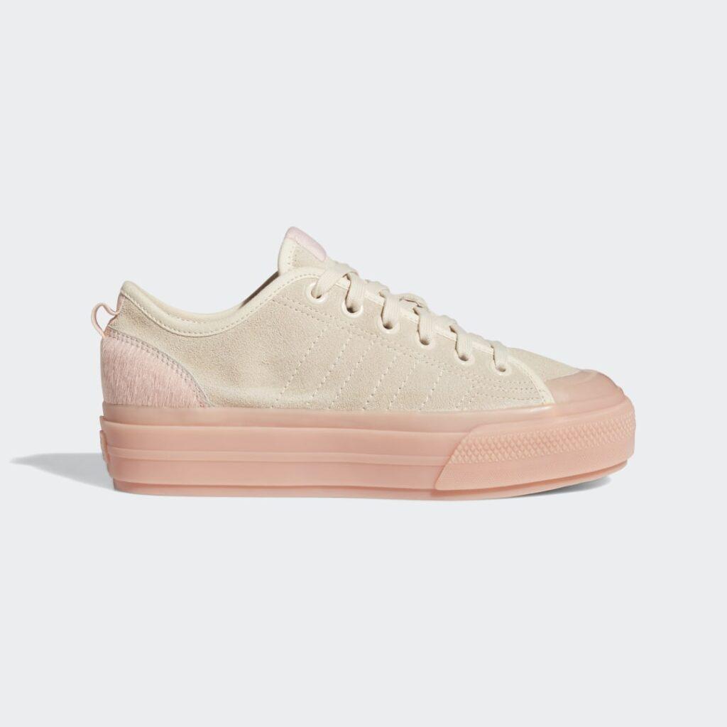 Купить Кроссовки Nizza RF Platform adidas Originals по Нижнему Новгороду