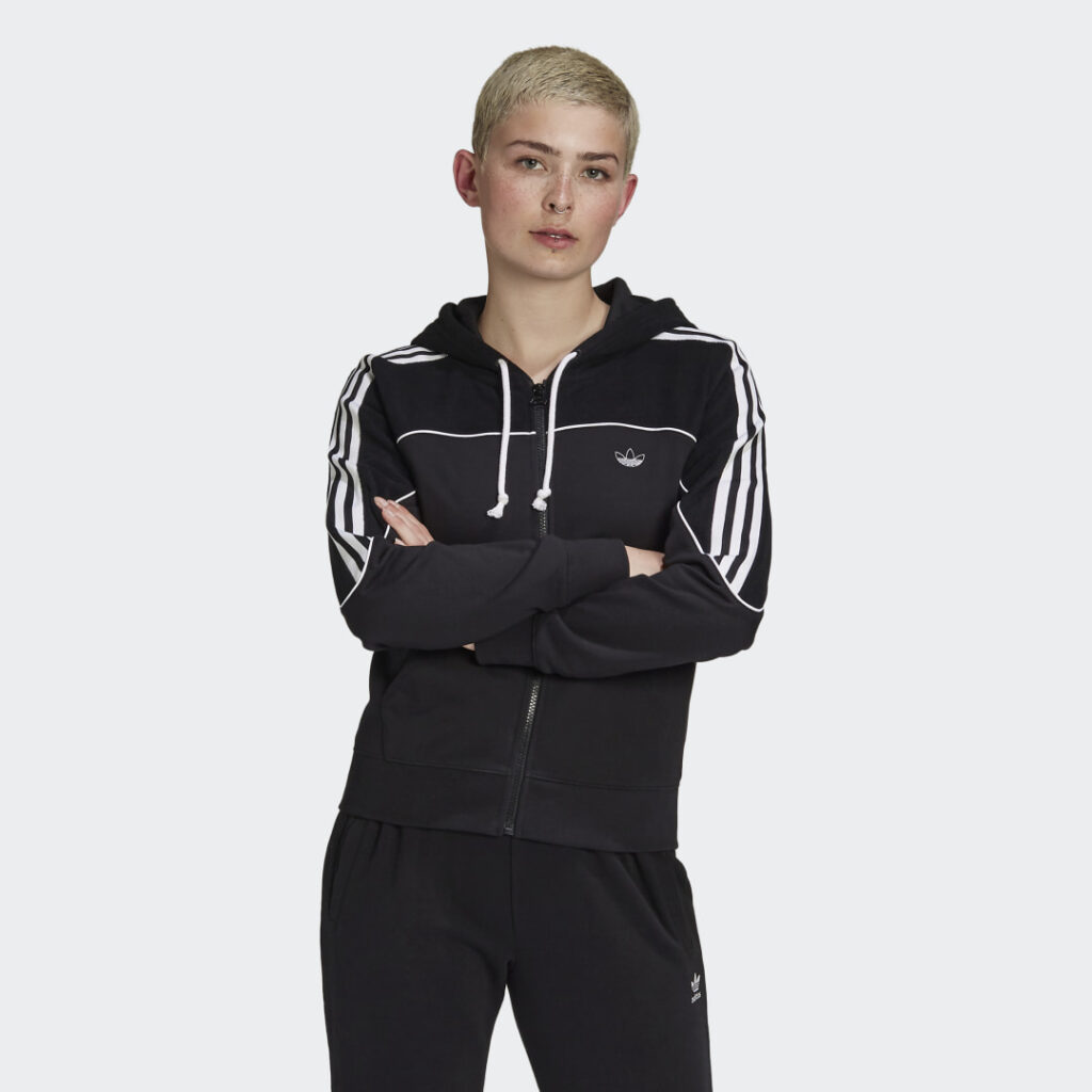 Купить Толстовка Fakten adidas Originals по Нижнему Новгороду