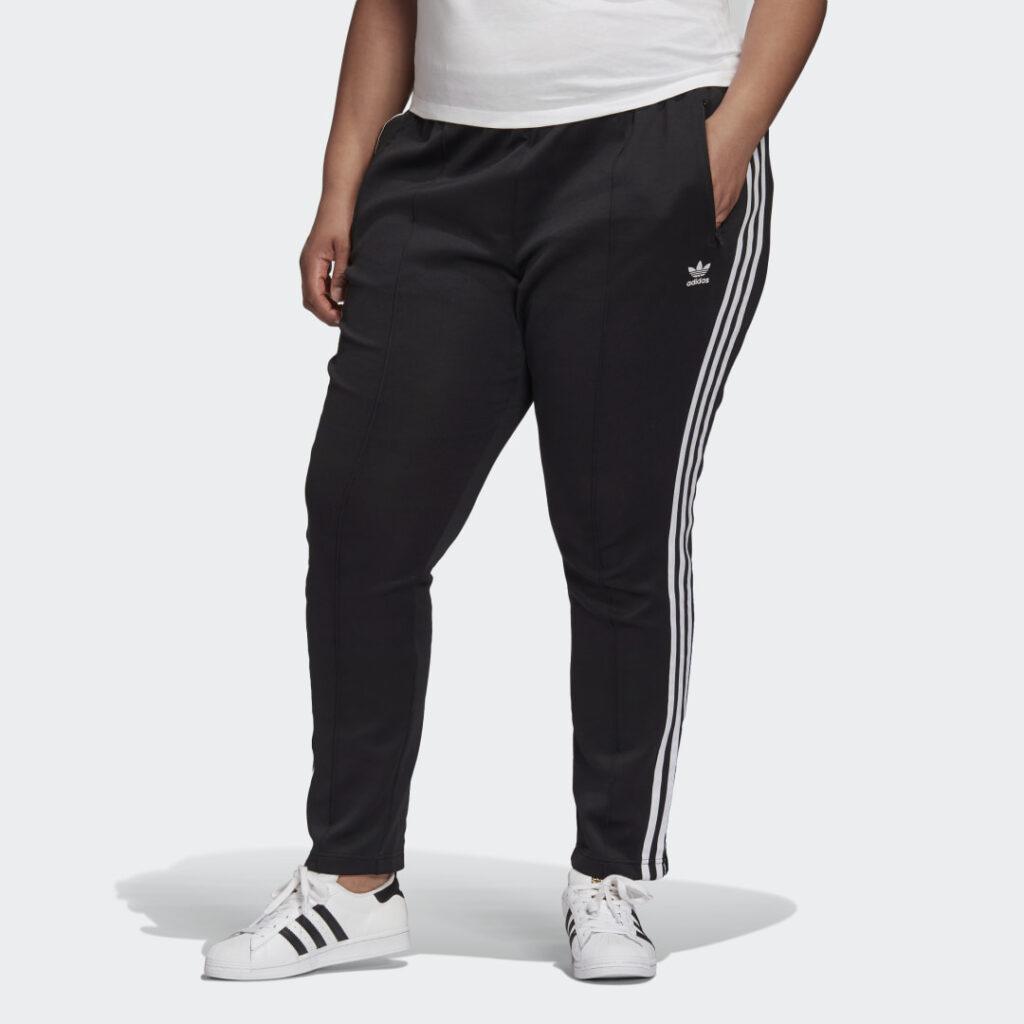 Купить Брюки Primeblue SST (Plus Size) adidas Originals по Нижнему Новгороду