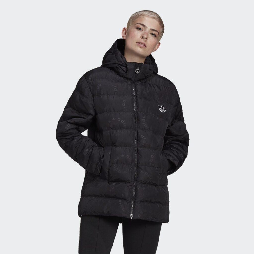 Купить Утепленная куртка Dot adidas Originals по Нижнему Новгороду