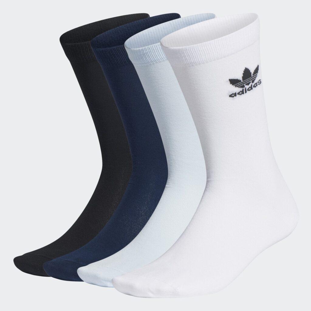 Купить Шесть пар носков Trefoil adidas Originals по Нижнему Новгороду