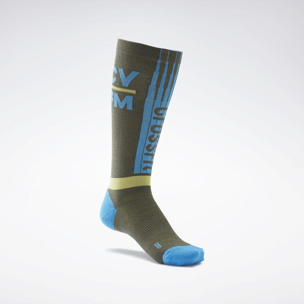 Купить Носки CrossFit® Printed Reebok по Нижнему Новгороду