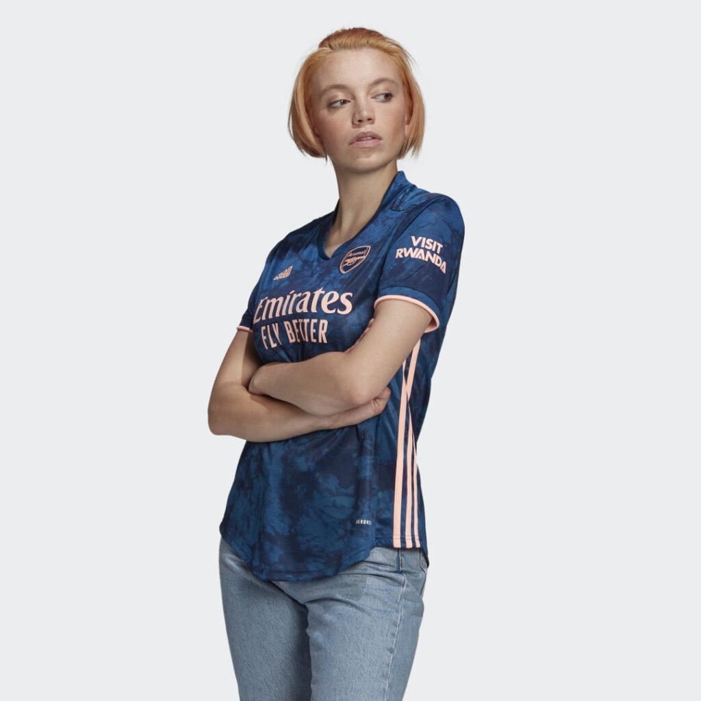 Купить Третья игровая футболка Арсенал 20/21 adidas Performance по Нижнему Новгороду