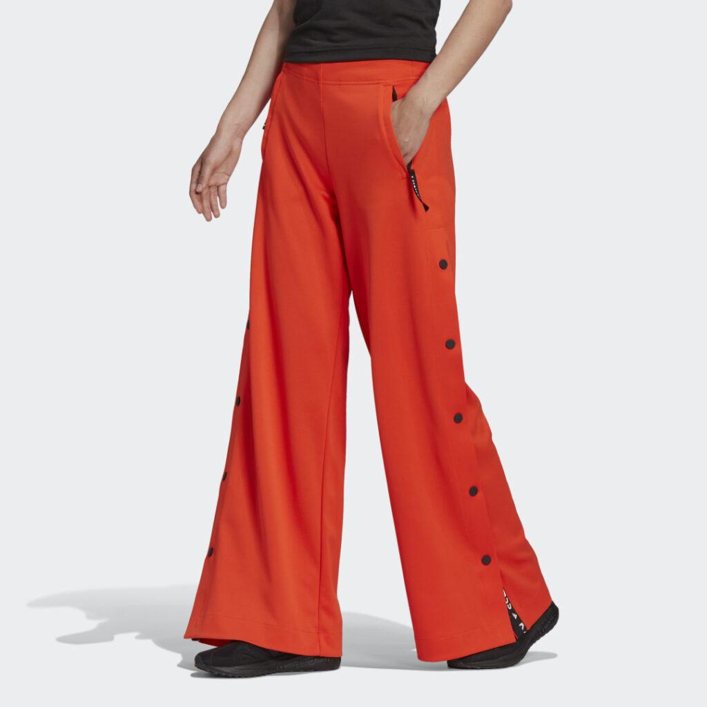 Купить Широкие брюки Karlie Kloss adidas Performance по Нижнему Новгороду