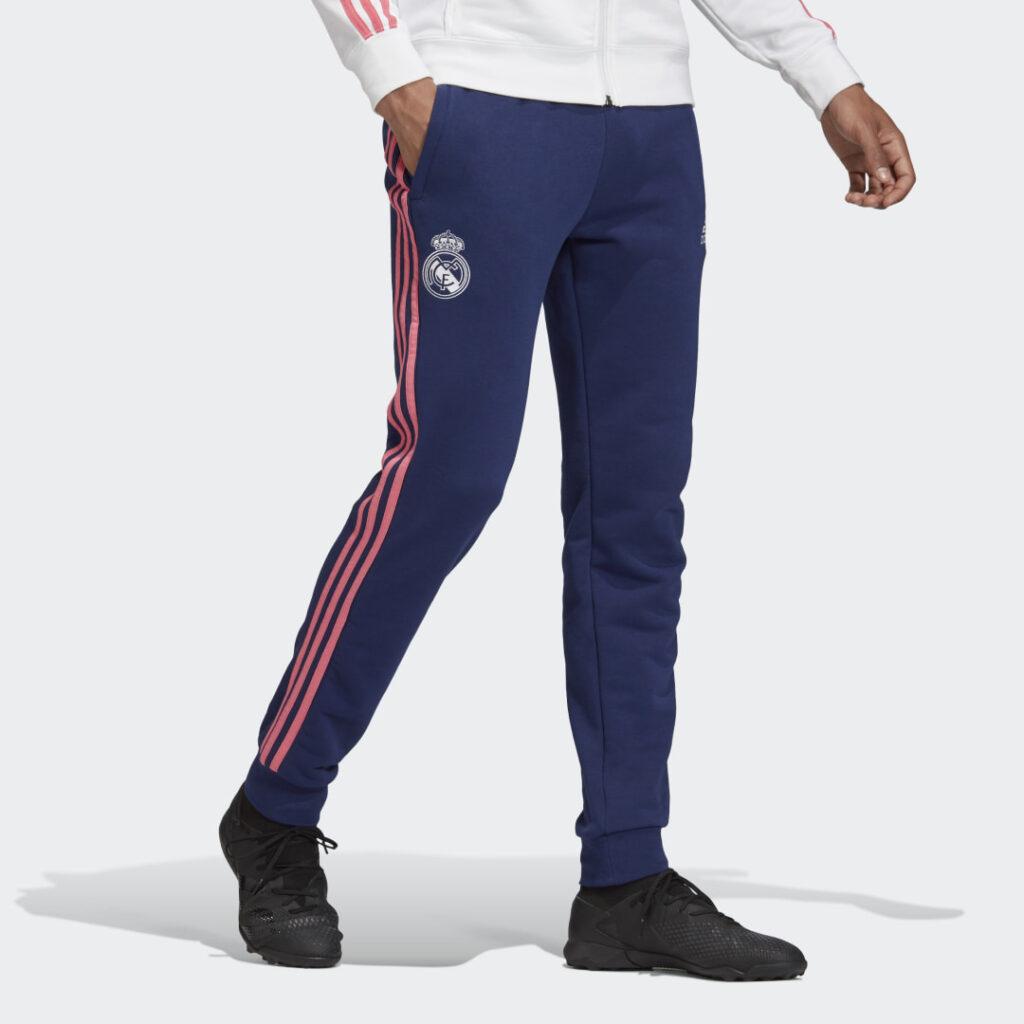 Купить Брюки Реал Мадрид 3-Stripes adidas Performance по Нижнему Новгороду