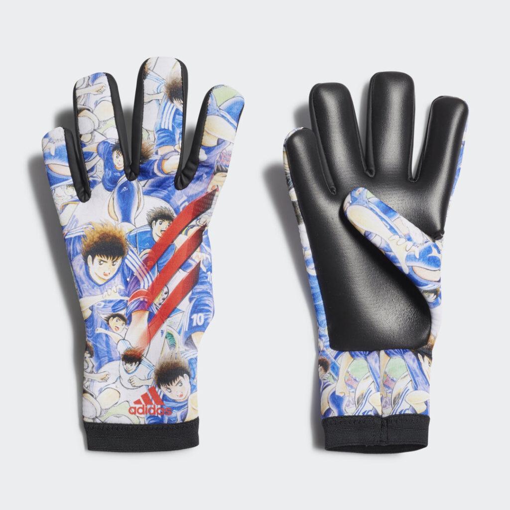 Купить Вратарские перчатки X Captain Tsubasa adidas Performance по Нижнему Новгороду