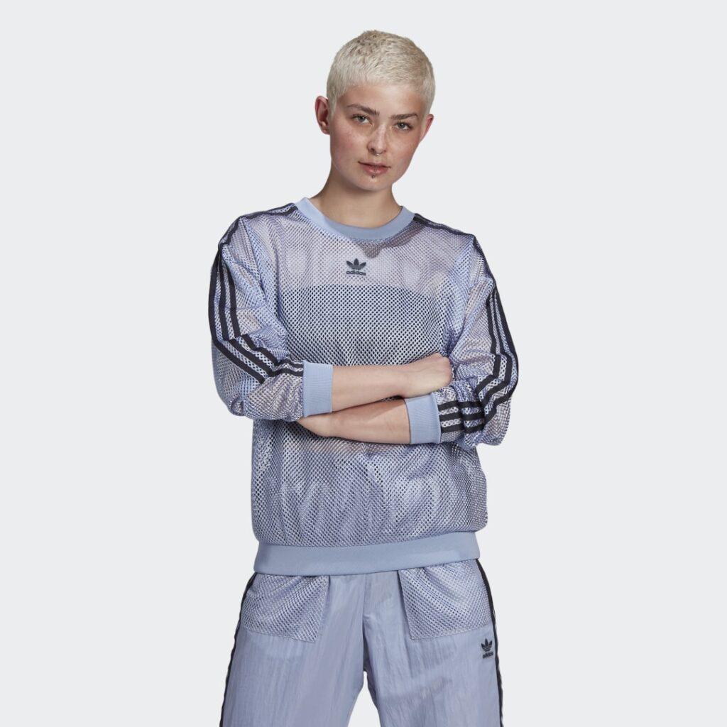 Купить Свитшот Mesh adidas Originals по Нижнему Новгороду