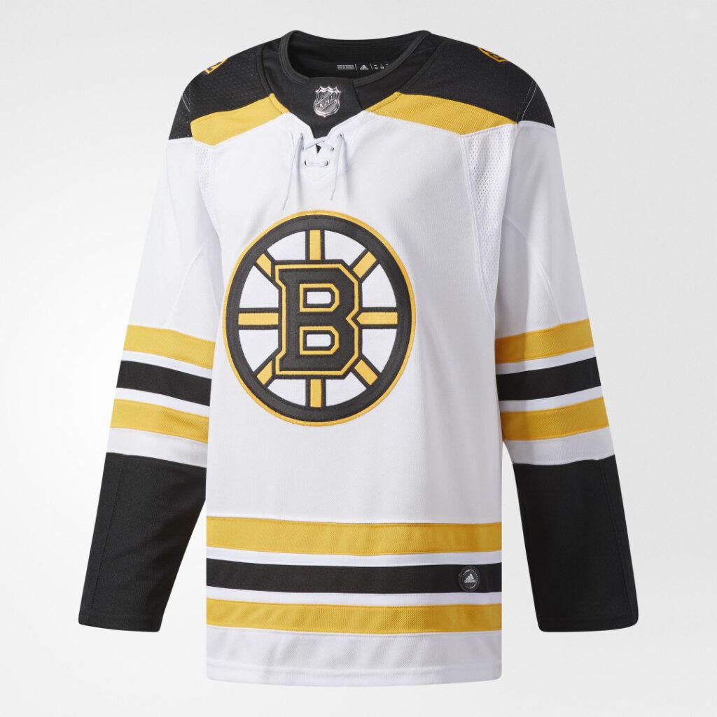 Купить Оригинальная гостевая джерси Boston Bruins adidas Performance по Нижнему Новгороду