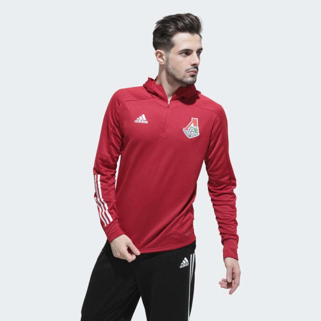 Купить Худи ФК Локомотив adidas Performance по Нижнему Новгороду
