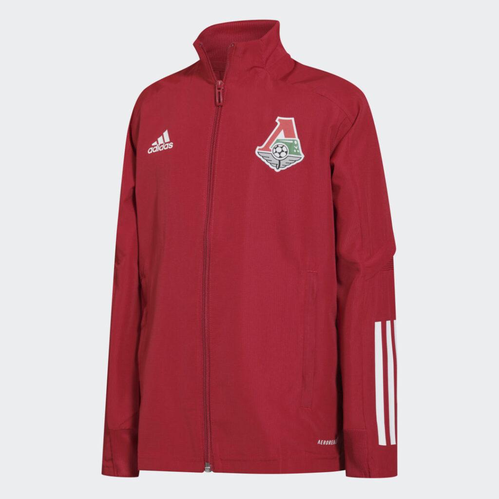Купить Детская гимновая куртка ФК Локомотив adidas Performance по Нижнему Новгороду