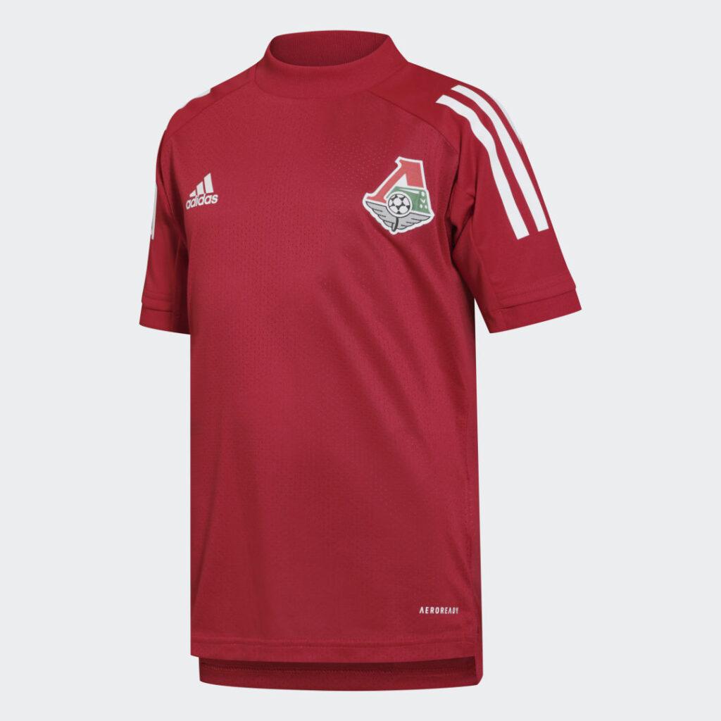 Купить Детская тренировочная футболка ФК Локомотив adidas Performance по Нижнему Новгороду