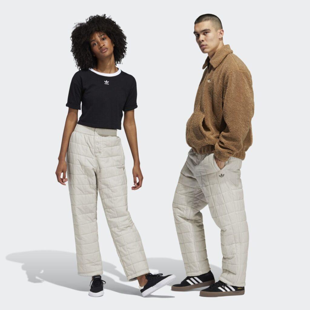 Купить Стеганые брюки (Унисекс) adidas Originals по Нижнему Новгороду