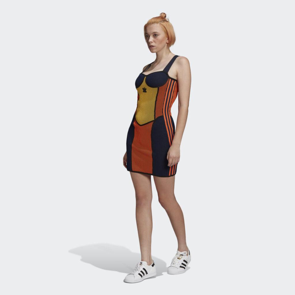 Купить Платье-корсет Paolina Russo adidas Originals по Нижнему Новгороду