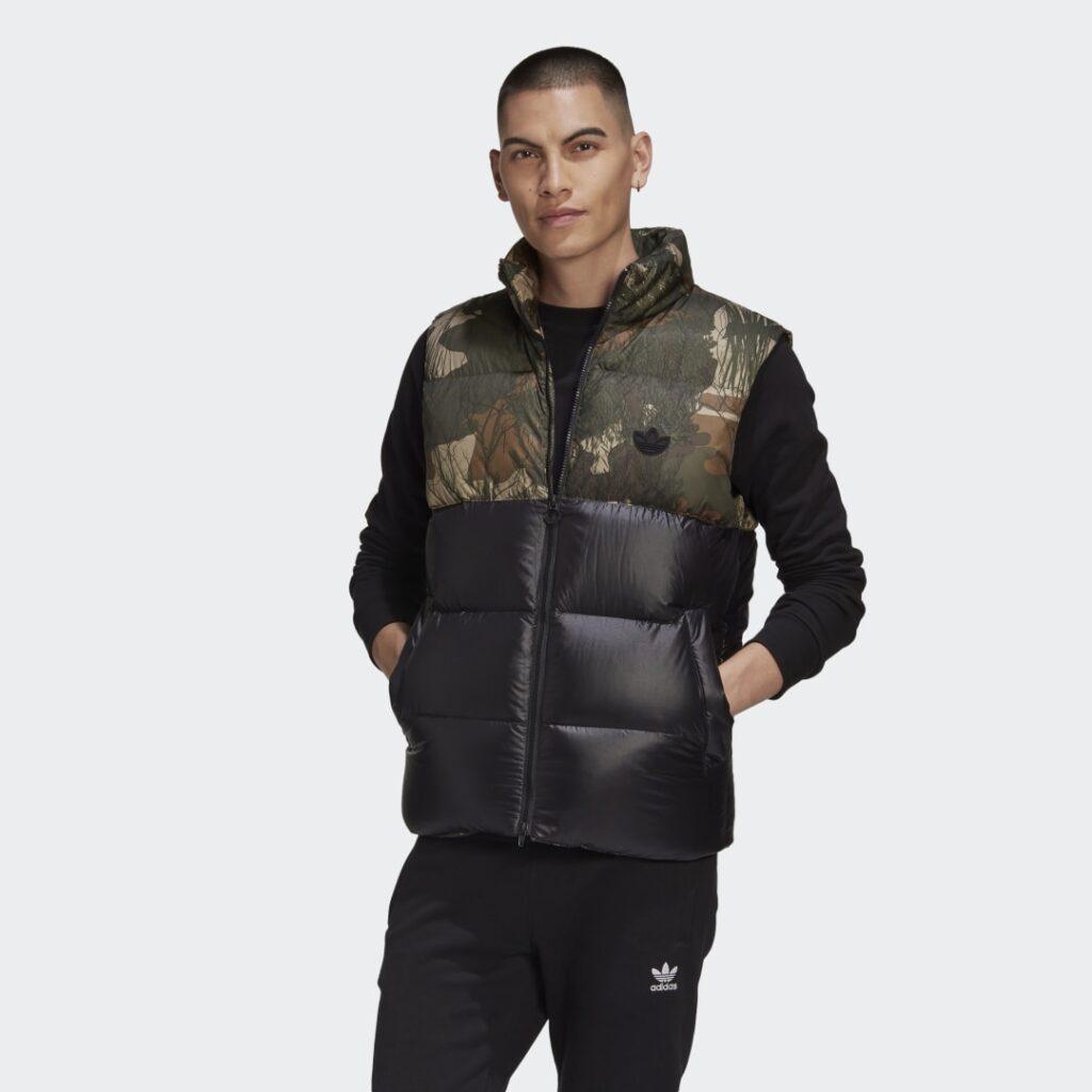 Купить Жилет Regen Blocked adidas Originals по Нижнему Новгороду