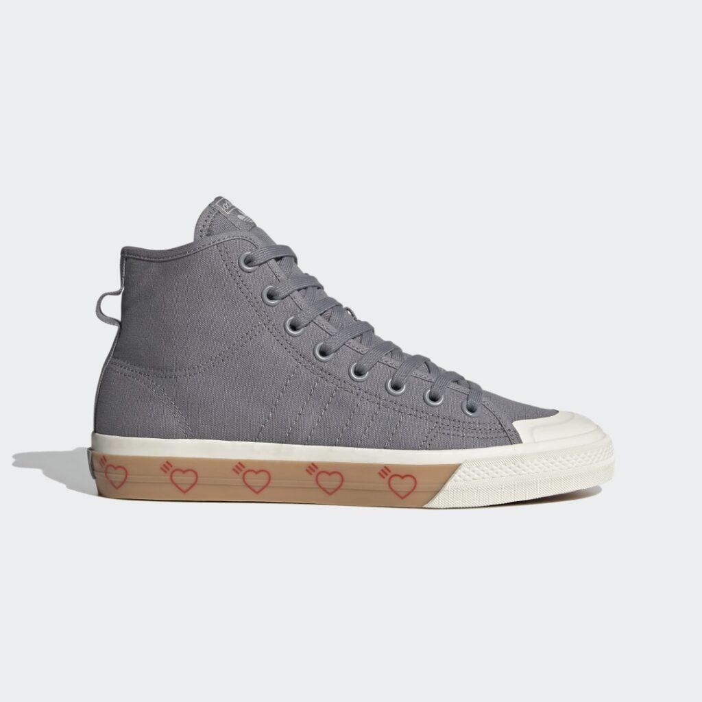 Купить Кроссовки Human Made Nizza Hi adidas Originals по Нижнему Новгороду