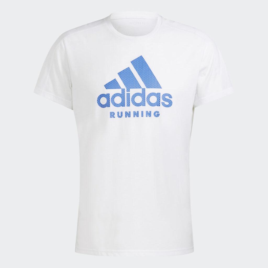 Купить Футболка для бега Logo Graphic adidas Performance по Нижнему Новгороду