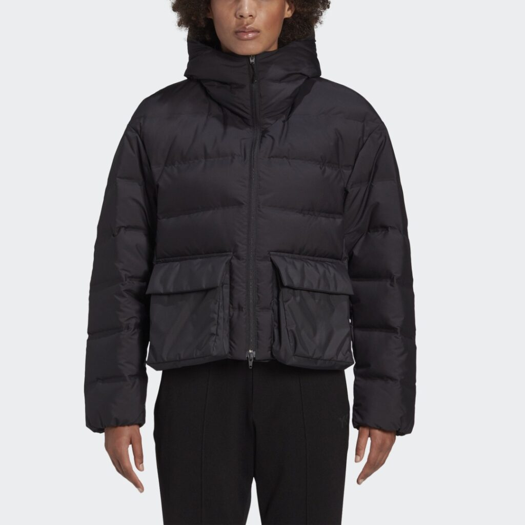 Купить Утепленная куртка Y-3 Classic Puffy by adidas по Нижнему Новгороду
