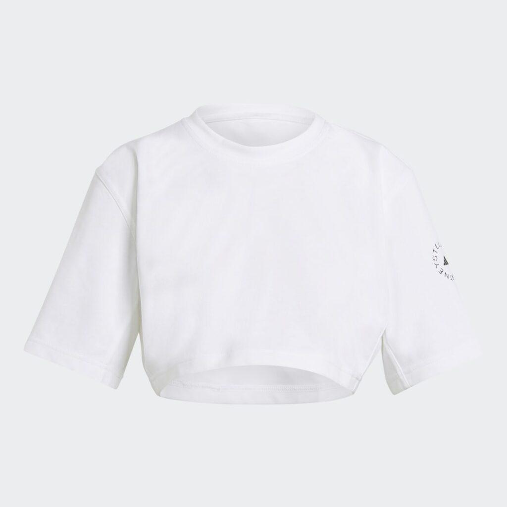 Купить Укороченная футболка adidas by Stella McCartney Future Playground по Нижнему Новгороду