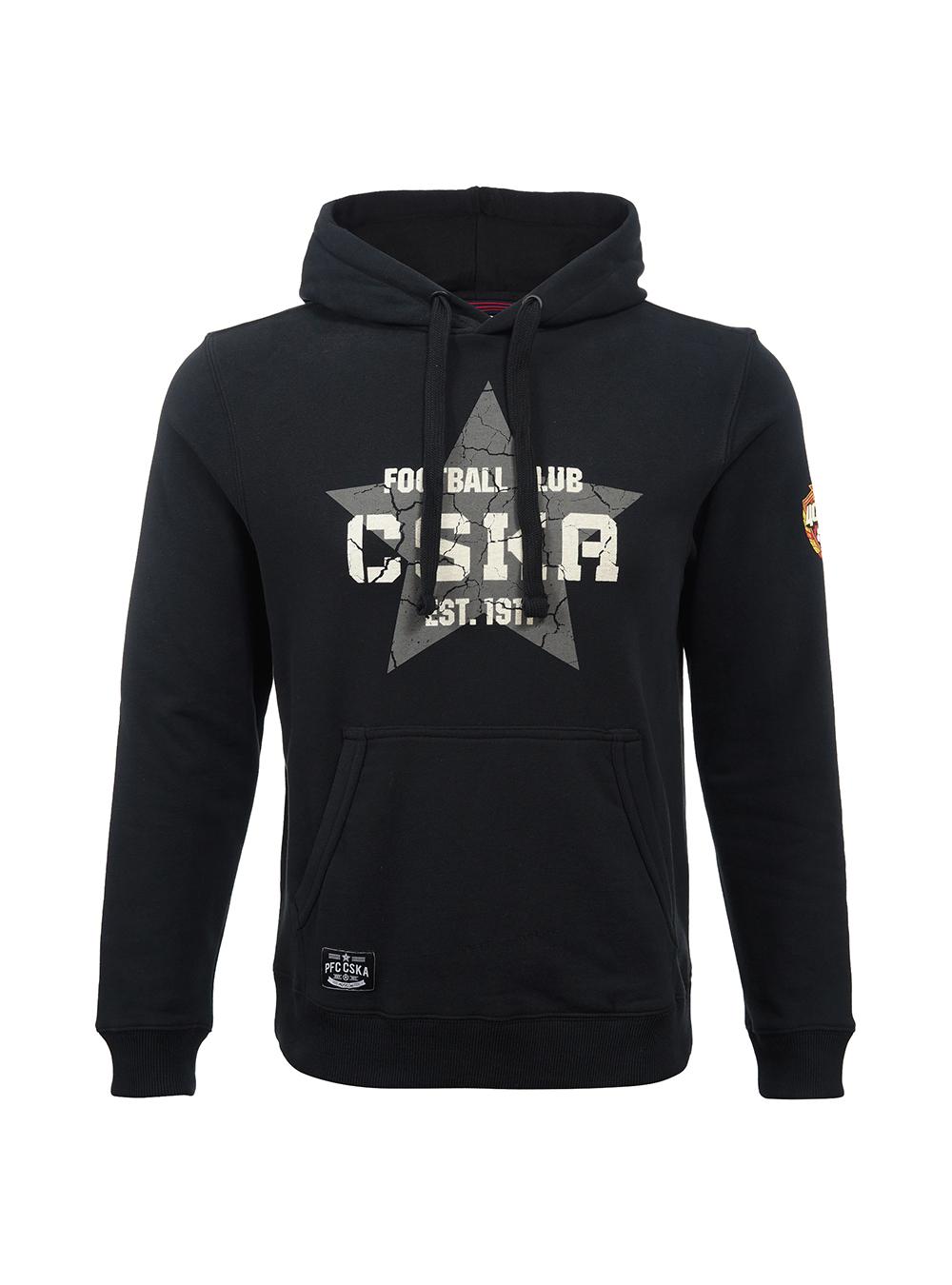 Купить Толстовка «CSKA. Звезда» (XXL) по Нижнему Новгороду