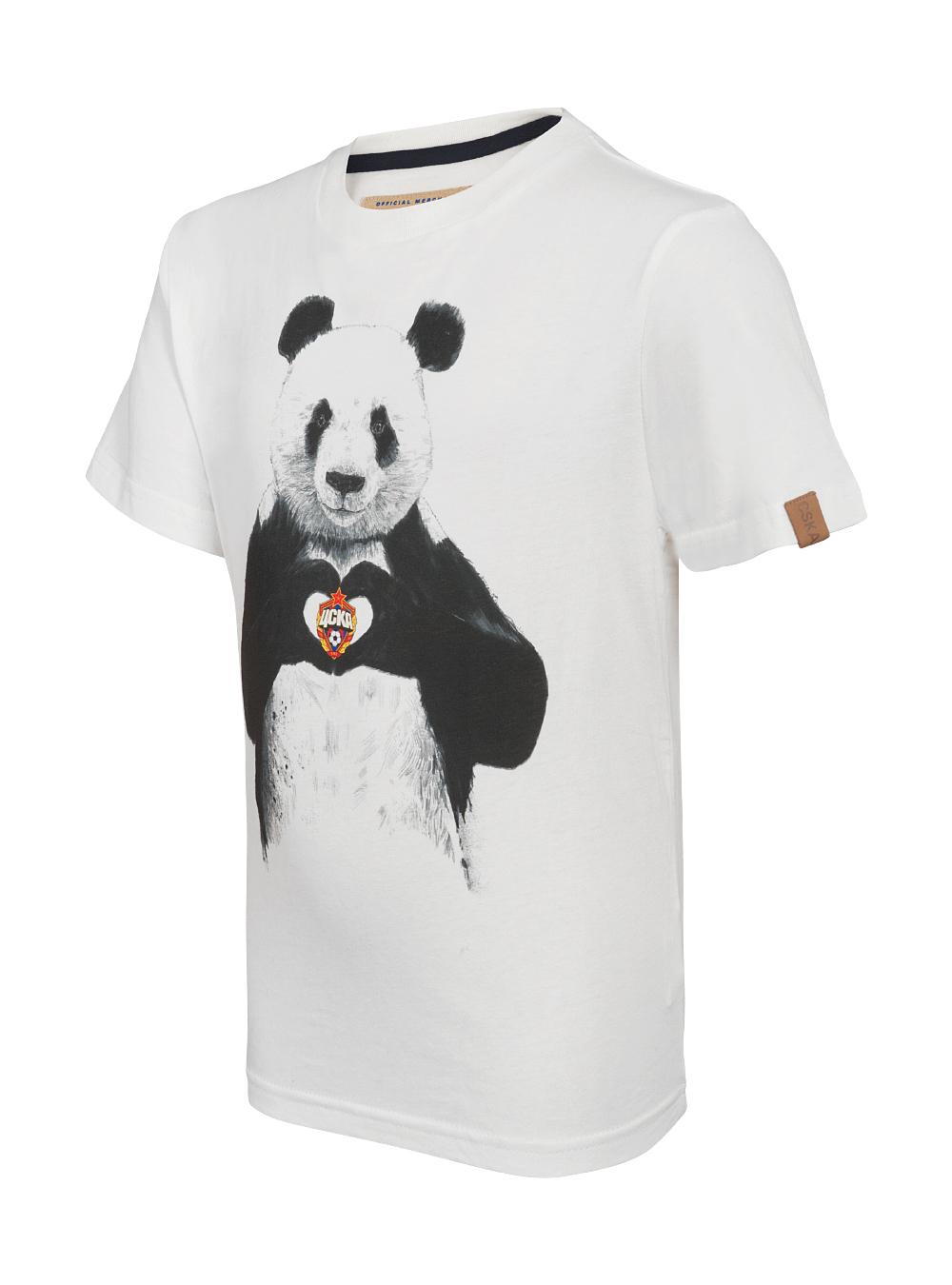 Купить Футболка детская «Панда» (116) по Нижнему Новгороду