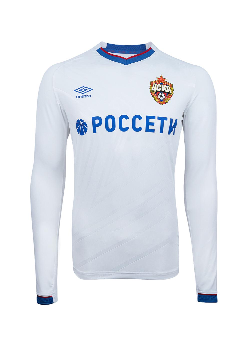 Купить Футболка игровая выездная с длинным рукавом 2019/2020 (XL) по Нижнему Новгороду