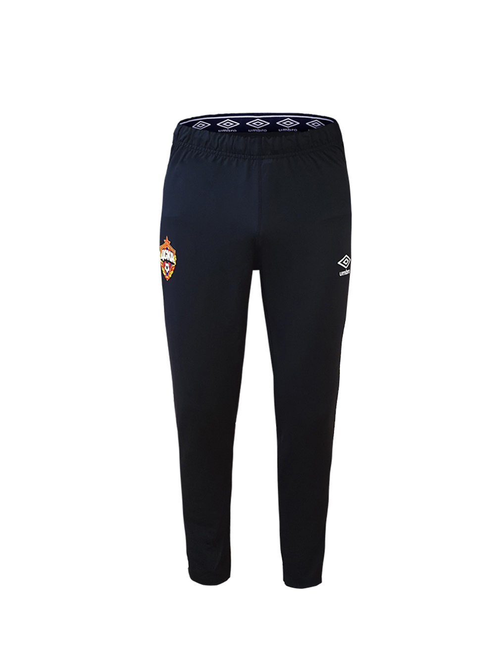 Купить Костюм тренировочный  (брюки зауженные), черный/белый (XL) по Нижнему Новгороду