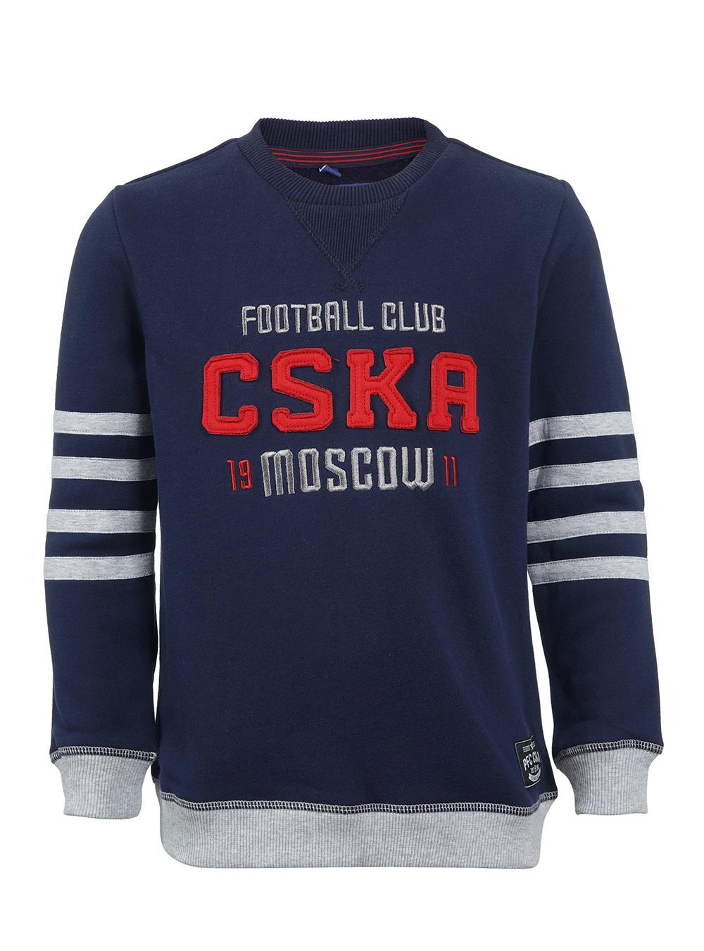 Купить Свитшот детский «CSKA Moscow» (146) по Нижнему Новгороду