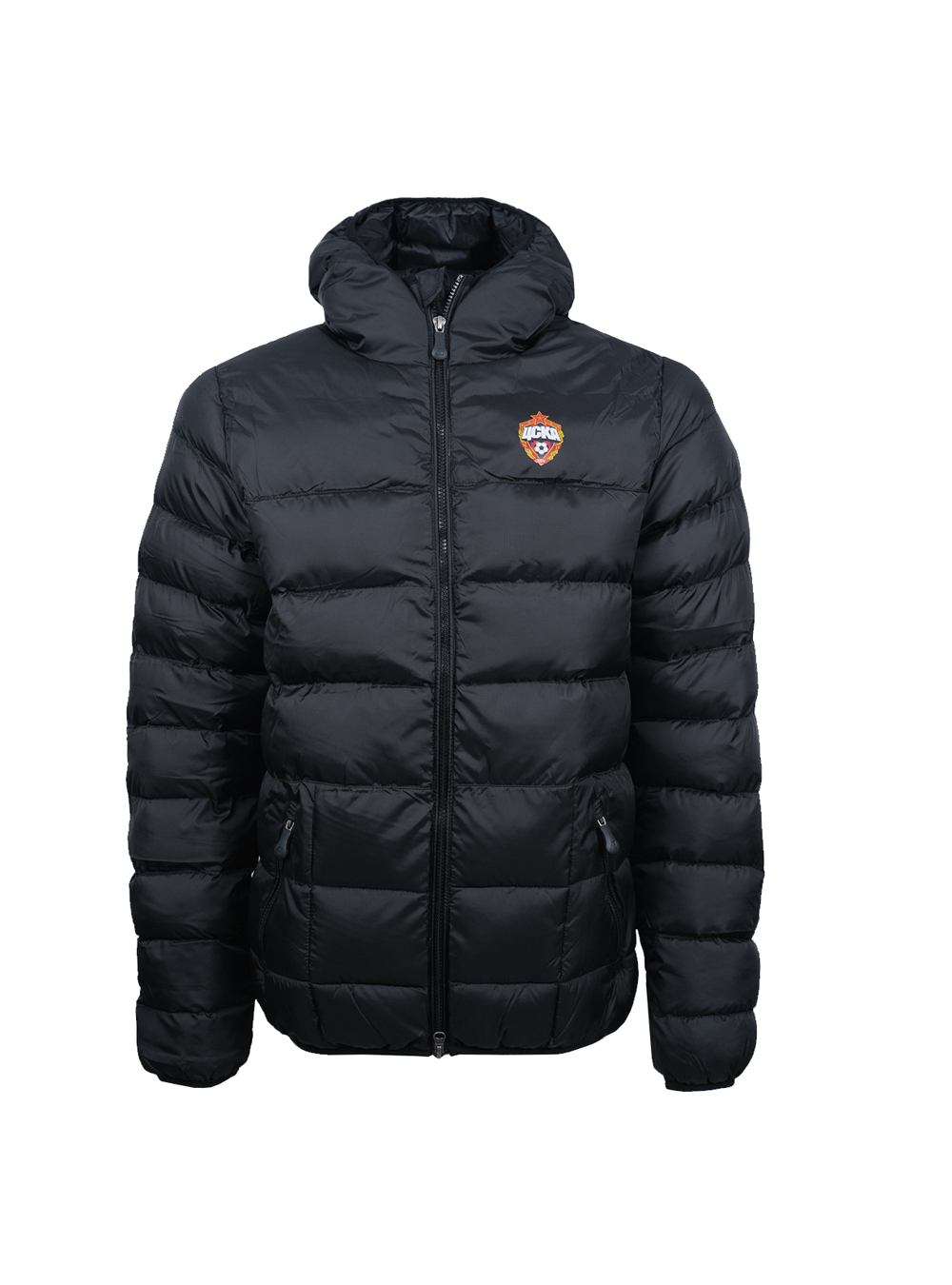 Купить Куртка утеплённая, цвет чёрный (L) по Нижнему Новгороду