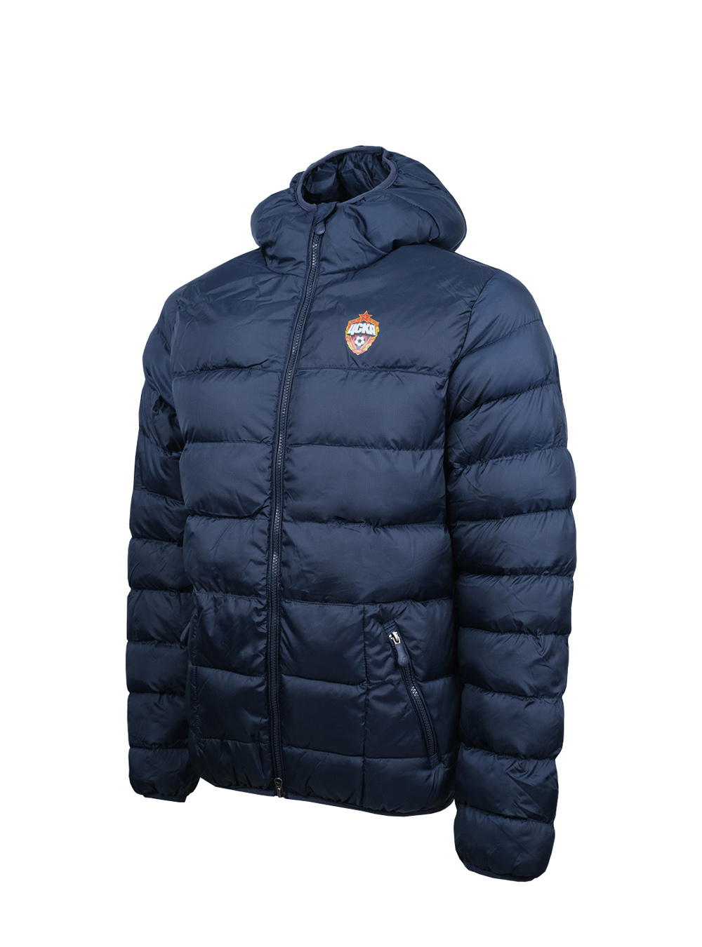 Купить Куртка утеплённая, цвет тёмно-синий (XXL) по Нижнему Новгороду