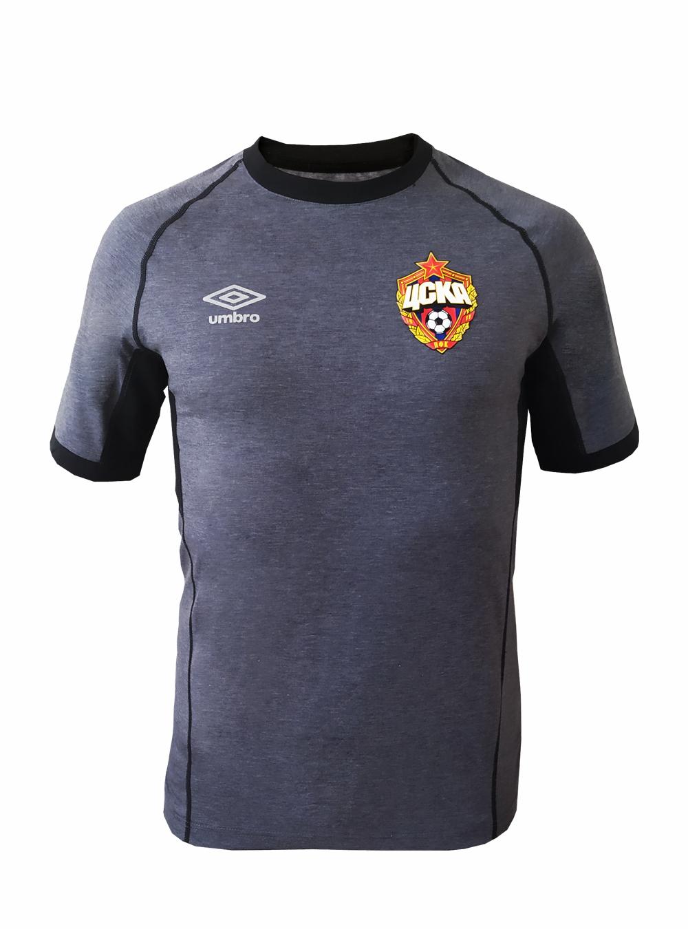 Купить Костюм повседневный (футболка х/б), серый меланж/черный/серебро (XL) по Нижнему Новгороду