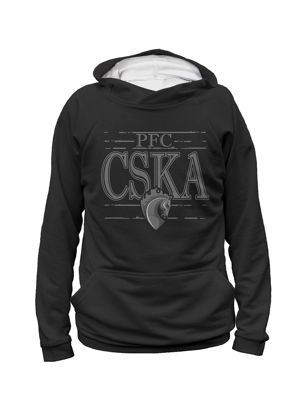 Купить Худи мужское «PFC CSKA. Талисман» (L) по Нижнему Новгороду