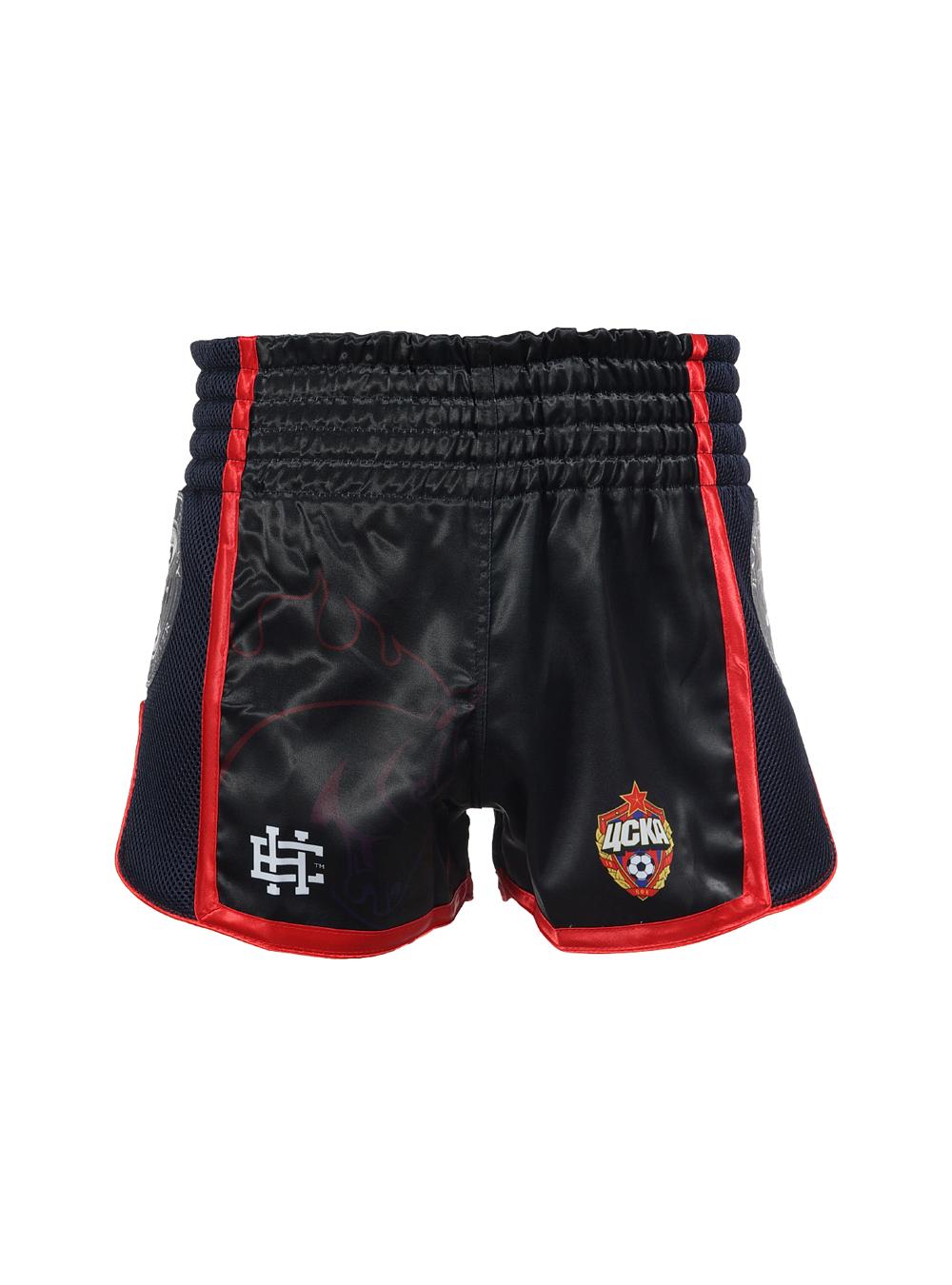 Купить Шорты Muay Thai CSKA (XL) по Нижнему Новгороду