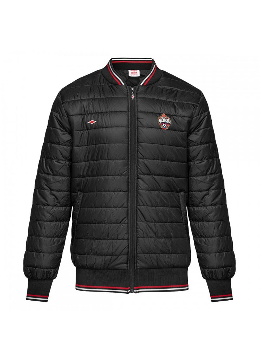 Купить Куртка-бомбер утепленная легкая черная (XL) по Нижнему Новгороду