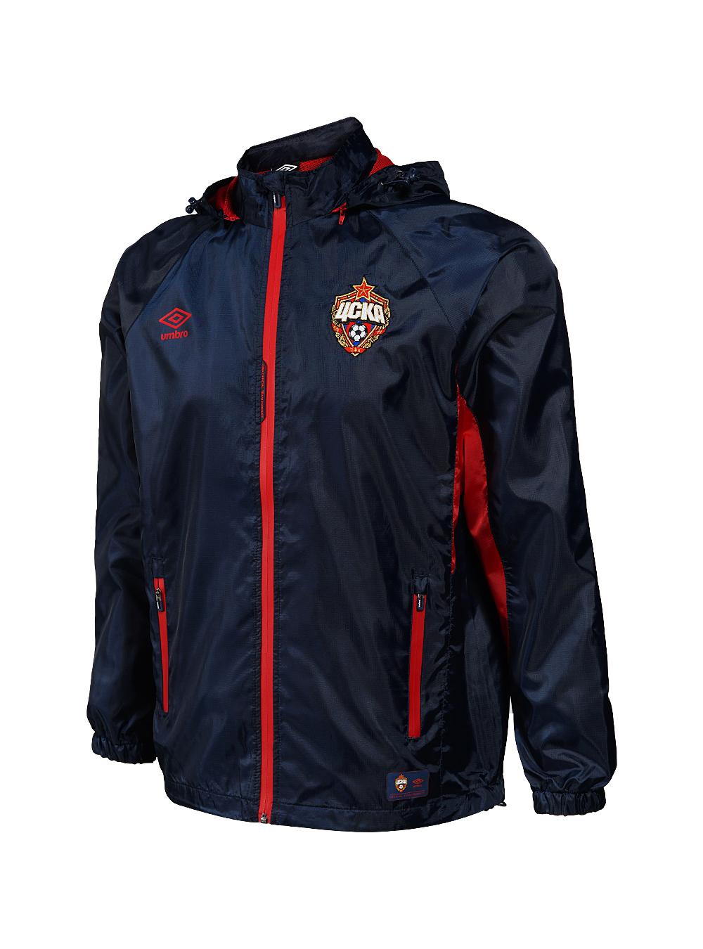 Купить Куртка ветрозащитная синяя (XS) по Нижнему Новгороду