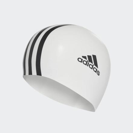 Купить Плавательная шапочка 3-Stripes Silicone adidas Performance по Нижнему Новгороду
