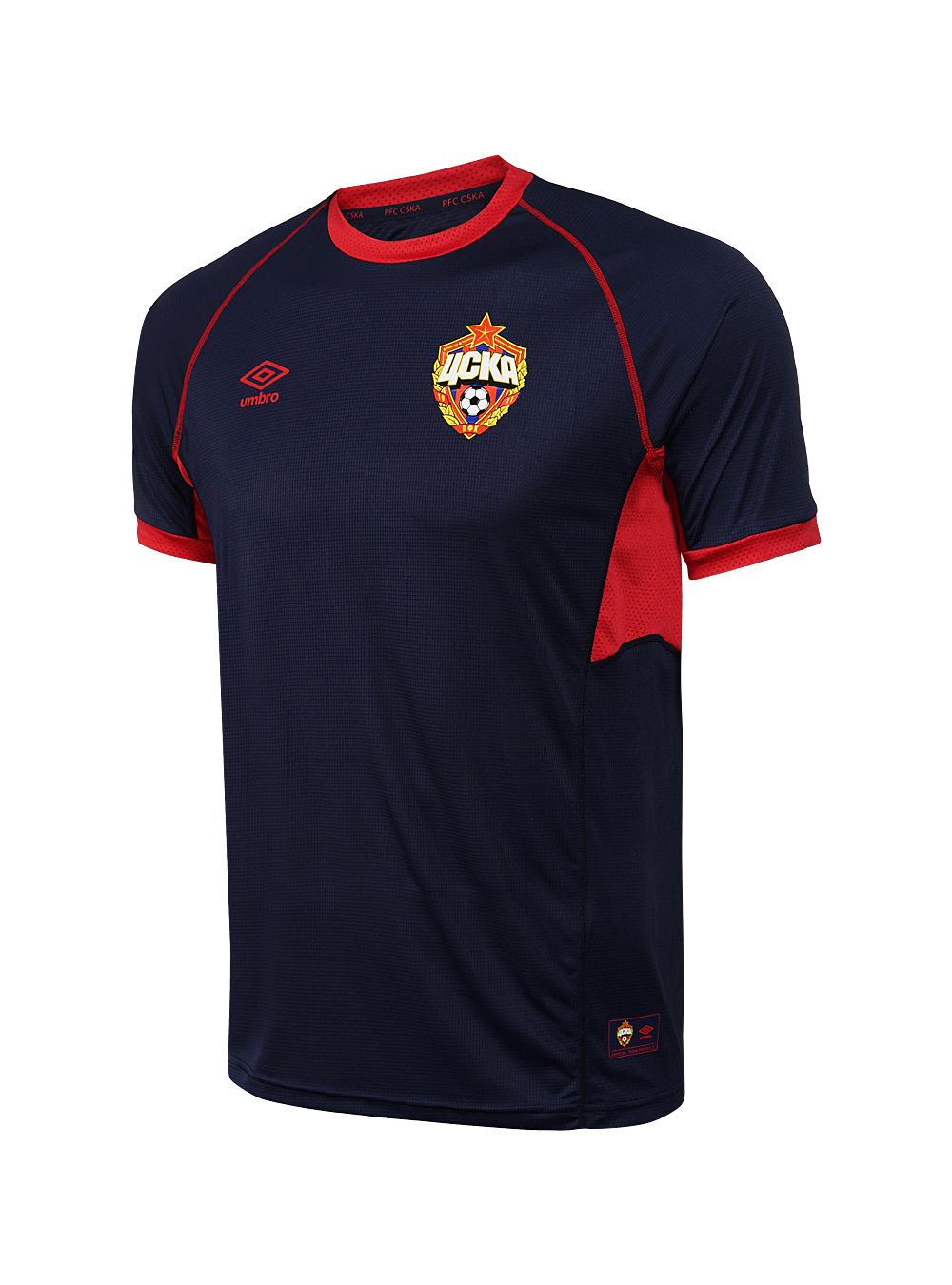 Купить Футболка тренировочная синяя (M) по Нижнему Новгороду